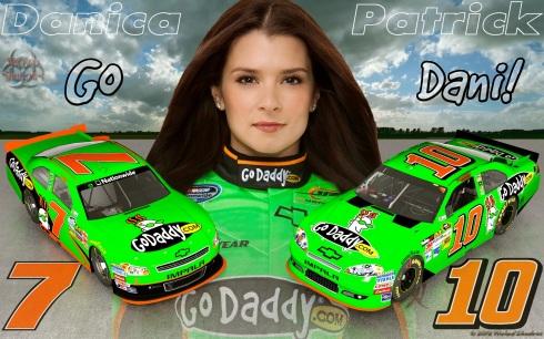 Danica Patrick Go Dani