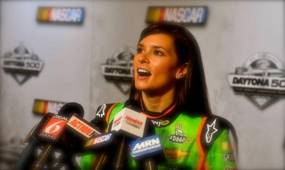 Danica-Patrick-NASCAR-Daytona-500