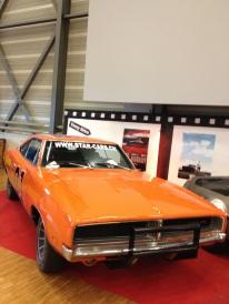 La Dodge Charger du certain film avec Beau...