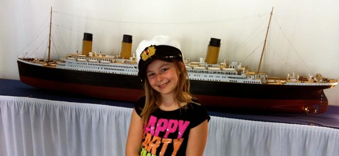 Jenifer@Titanic