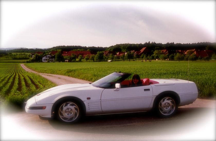 The 1996 Vette Cabrio